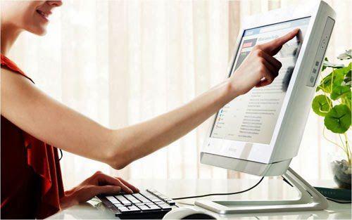 Lợi ích áp dụng màn hình cảm ứng trong bán lẻ, siêu thị