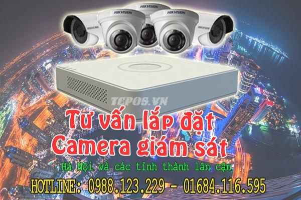 lắp đặt camera an ninh chống trộm